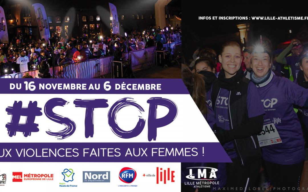 #STOP aux violences faites aux femmes !