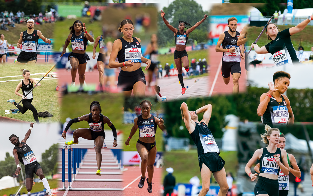 Championnats de France Elite – Angers 2021